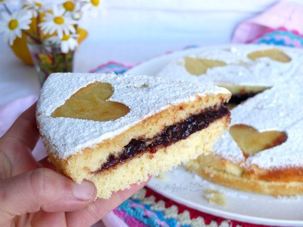 torta semolino e limone soffice e facile