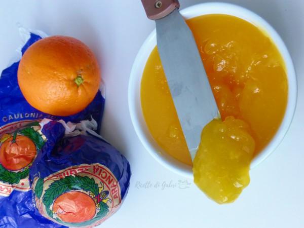 crema all'arancia vegana senza uova e senza latte ricetta facile