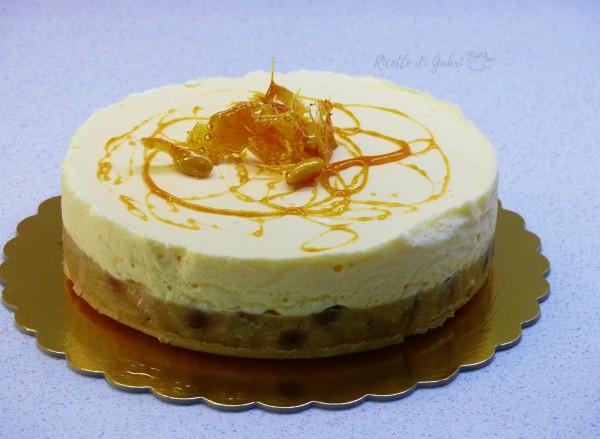 torta di mele ricetta knam gabri dolce di natale alle mele