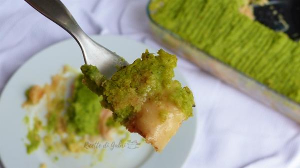 sformato broccoli e patate ricetta facile e veloce piatto unico