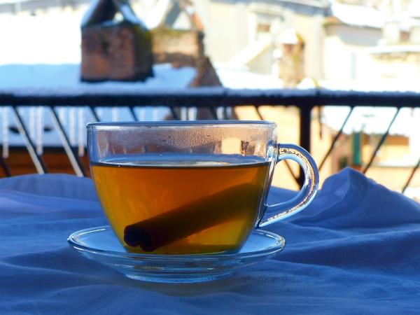 come preparare il tè alla chia per dimagrire