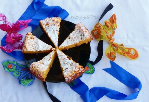 migliaccio napoletano dolce tipico di carnevale ricetta originale