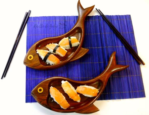nigiri sushi fatto in casa ricette di gabri
