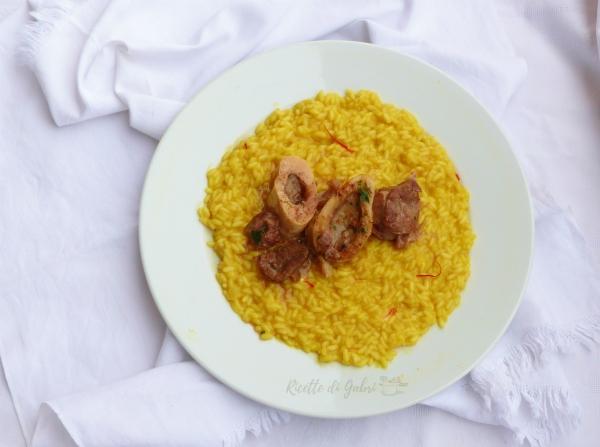 risotto alla milanese ricetta originale