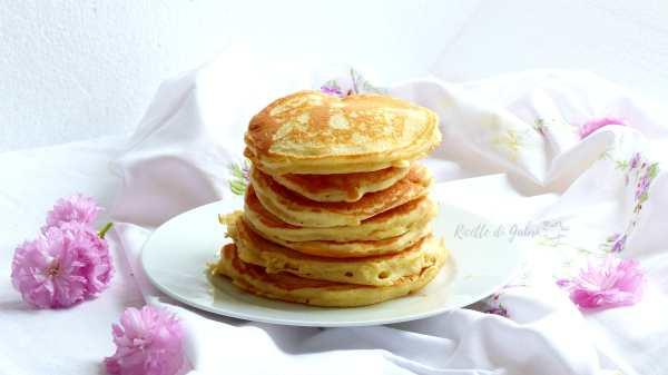 Pancakes sofficissimi di Gabri