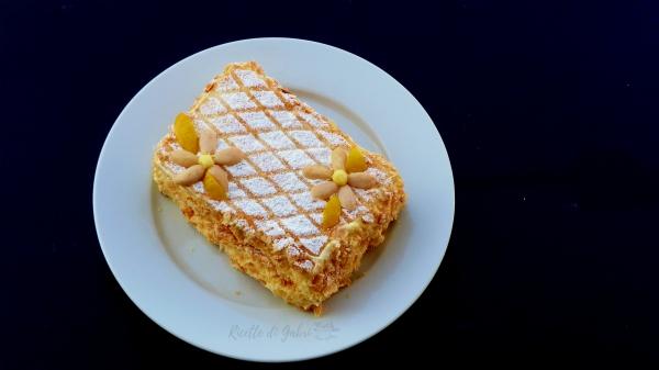 millefoglia con crema al limone ricetta facile millefoglie come in pasticceria ricetta