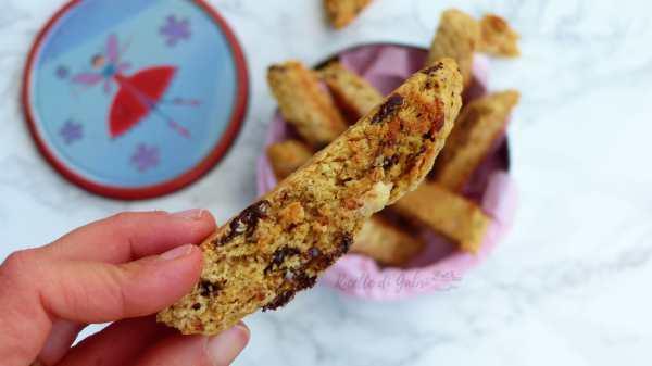 biscotti noci cioccolato morbidi o croccanti