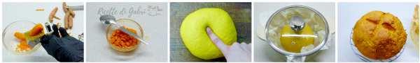 come fare il pane fatto in casa alla curcuma fresca