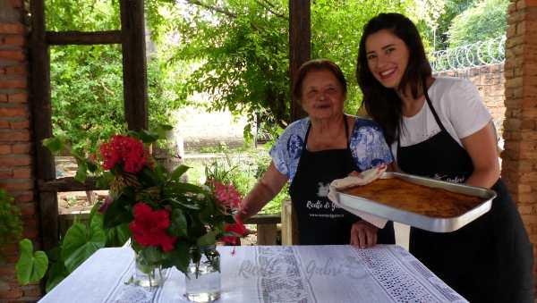 torta della nonna di mais pamonha brasiliana ricetta