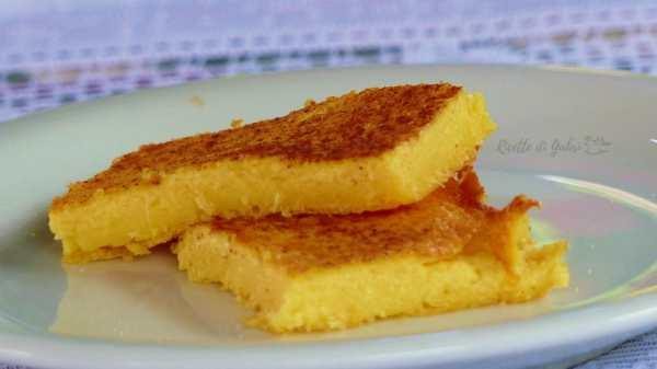 torta di mais brasiliana cremosa crema mais