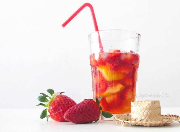 drink alla fragola caipiroska ricetta caipirinha fragole