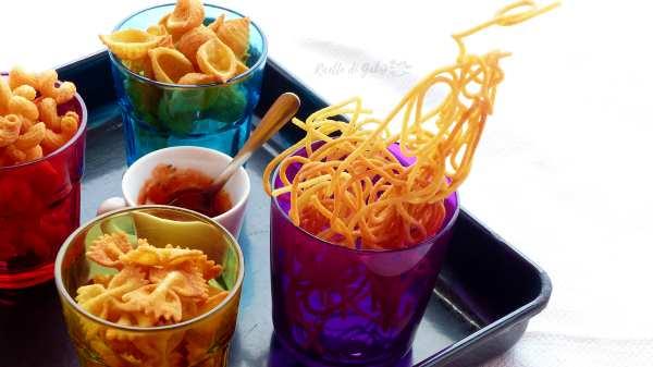 idee aperitivo snack pasta fritta ricetta facile