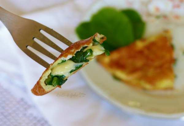 ricetta omelette formaggio perfetta facile veloce
