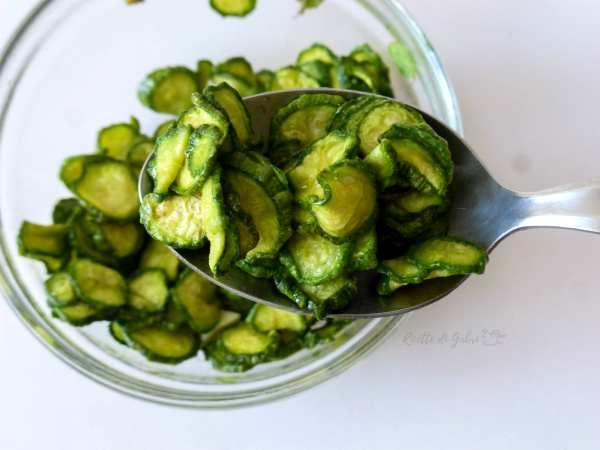 zucchine alla scapece ricetta originale napoletana