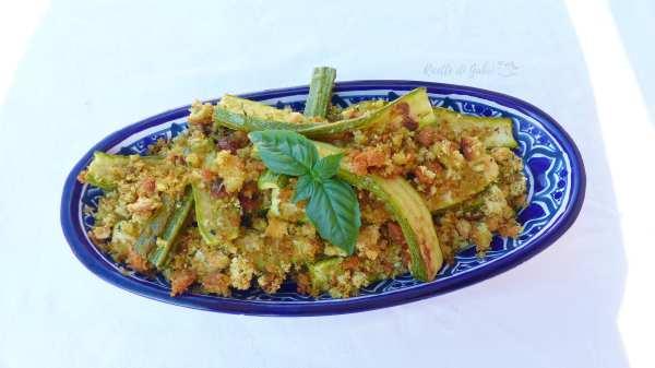 zucchine croccanti al forno ricetta facile