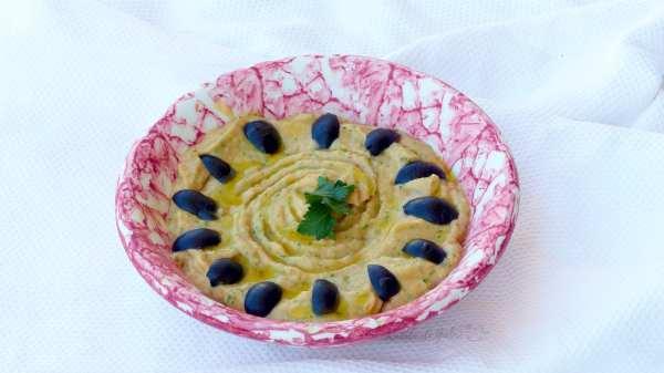 crema di melanzane ricetta greca facile veloce
