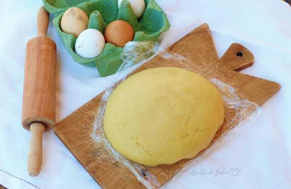 pasta frolla senza burro al cucchiaio ricetta facile e veloce senza bilancia
