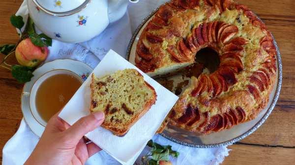 torta di mele soffice mele che non affondano nell impasto,ricetta facile veloce torta di mele della nonna