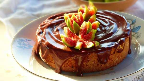 torta soffice fichi e cioccolato ricetta facile e veloce torta fichi e noci fatta in casa gabri