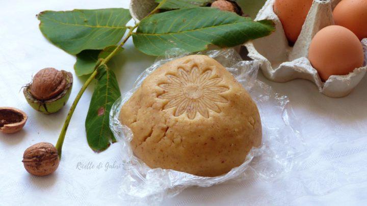 pasta frolla alle noci ricetta facile e veloce biscotti con noci e cioccolato