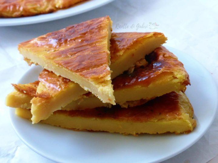 ricetta farinata di ceci ligure o panelle fatte in casa al forno farina di ceci ricette