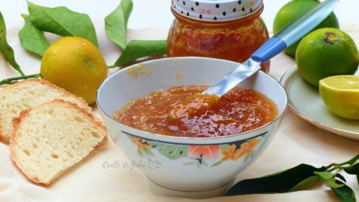 ricetta marmellata di mapo agrume ibrido mandarino pompelmo ricette di gabri