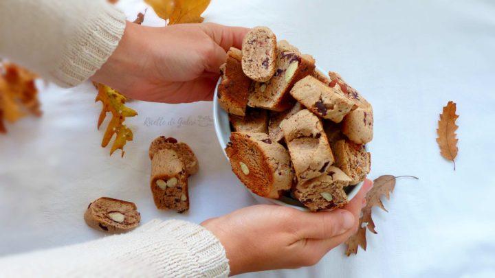 biscotti con farina di castagne tozzetti fatti in casa ricette di gabri