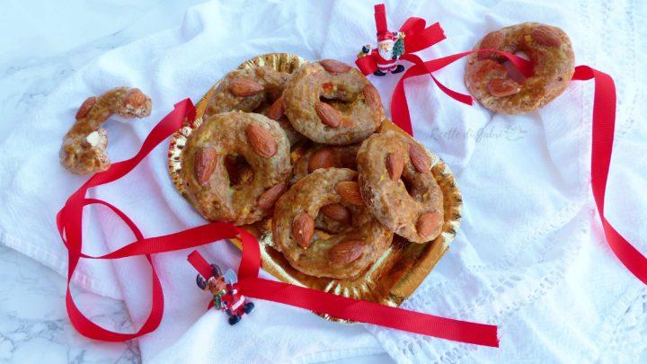 biscotti di natale roccocò napoletani morbidi taralli dolci ricette di gabri ricetta facile