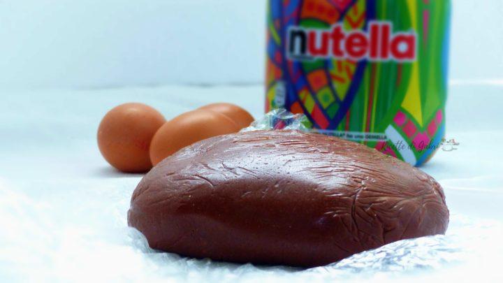 pasta frolla alla nutella con solo 3 ingredienti senza burro senza zucchero ricetta facile ricette di gabri
