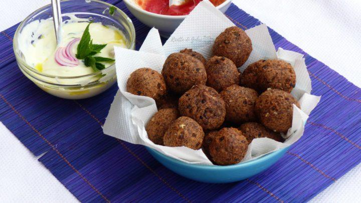 polpette di lenticchie soffici fatte in casa ricetta facile lenticchie nere di gabri