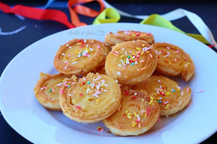 arancini dolci di carnevale al forno