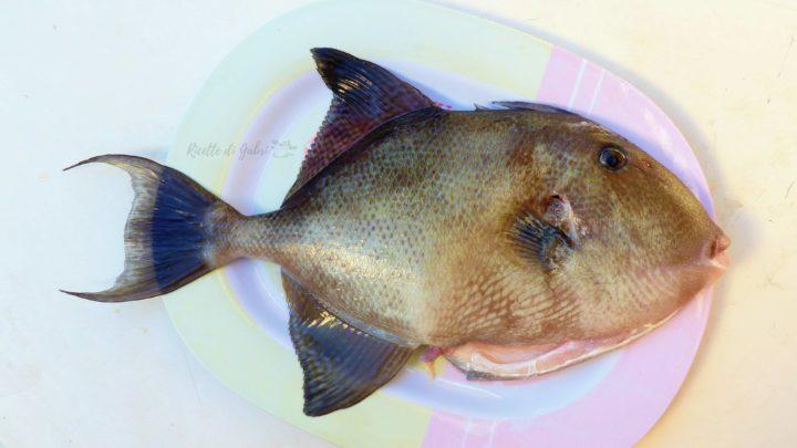 ricetta pesce balestra al forno come cucinare pesce porco ricette di gabri