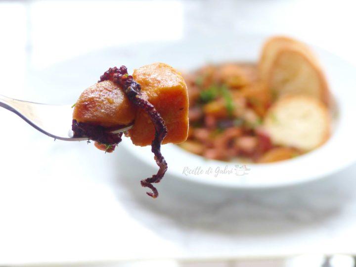 polpo con patate dolci ricetta portoghese facile veloce di gabri