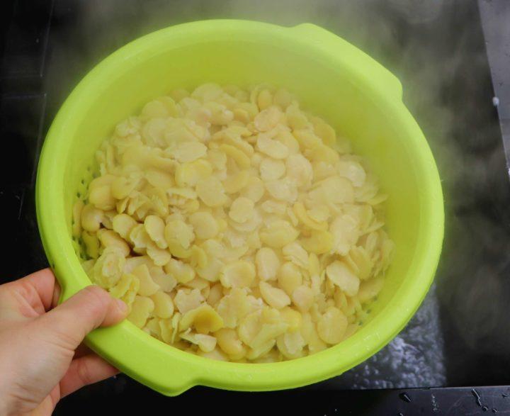 come cucinare le fave secche fritte al forno ricetta aperitivo facile di gabri