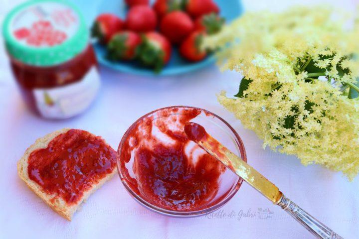 marmellata di fragole con poco zucchero che rimane rossa ricetta facile e veloce di gabri