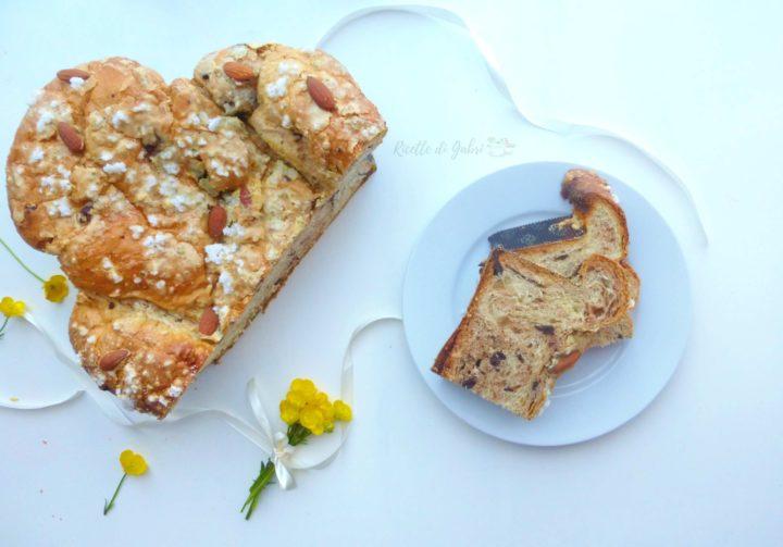 colomba di pasqua fatta in casa da gabri soffice e facile ricetta perfetta