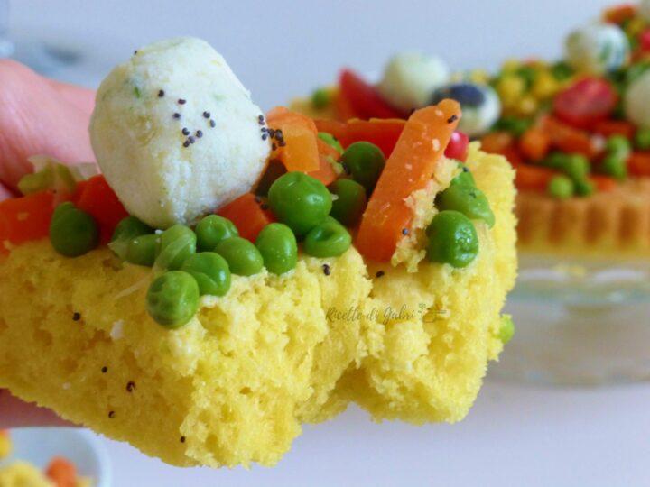 torta salata soffice facile veloce crostata morbida di gabri ricetta semplice pan di spagna salato