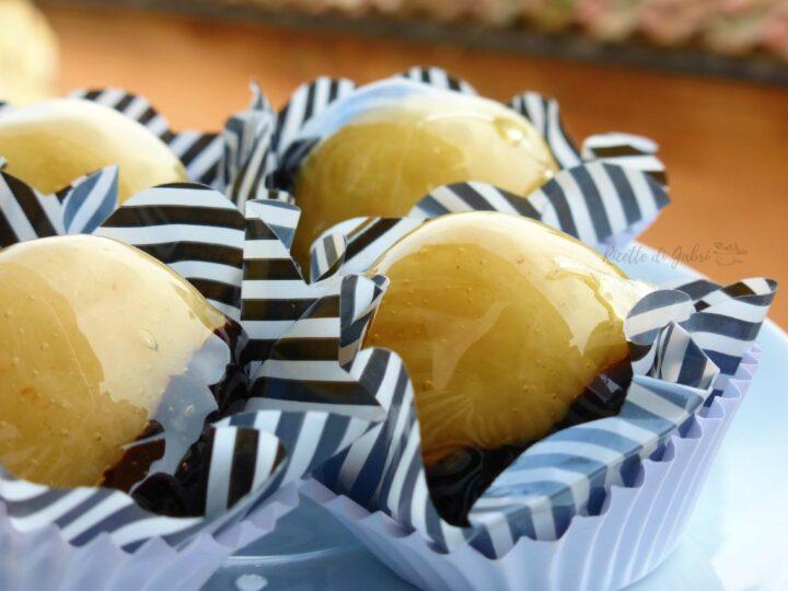 dolcetti al cocco occhio di suocera ricetta brasiliana facile veloce di gabri cocco e prugne