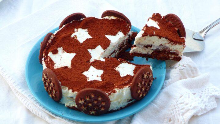 torta pan di stelle fatta in casa da gabri ricetta senza cottura ne burro