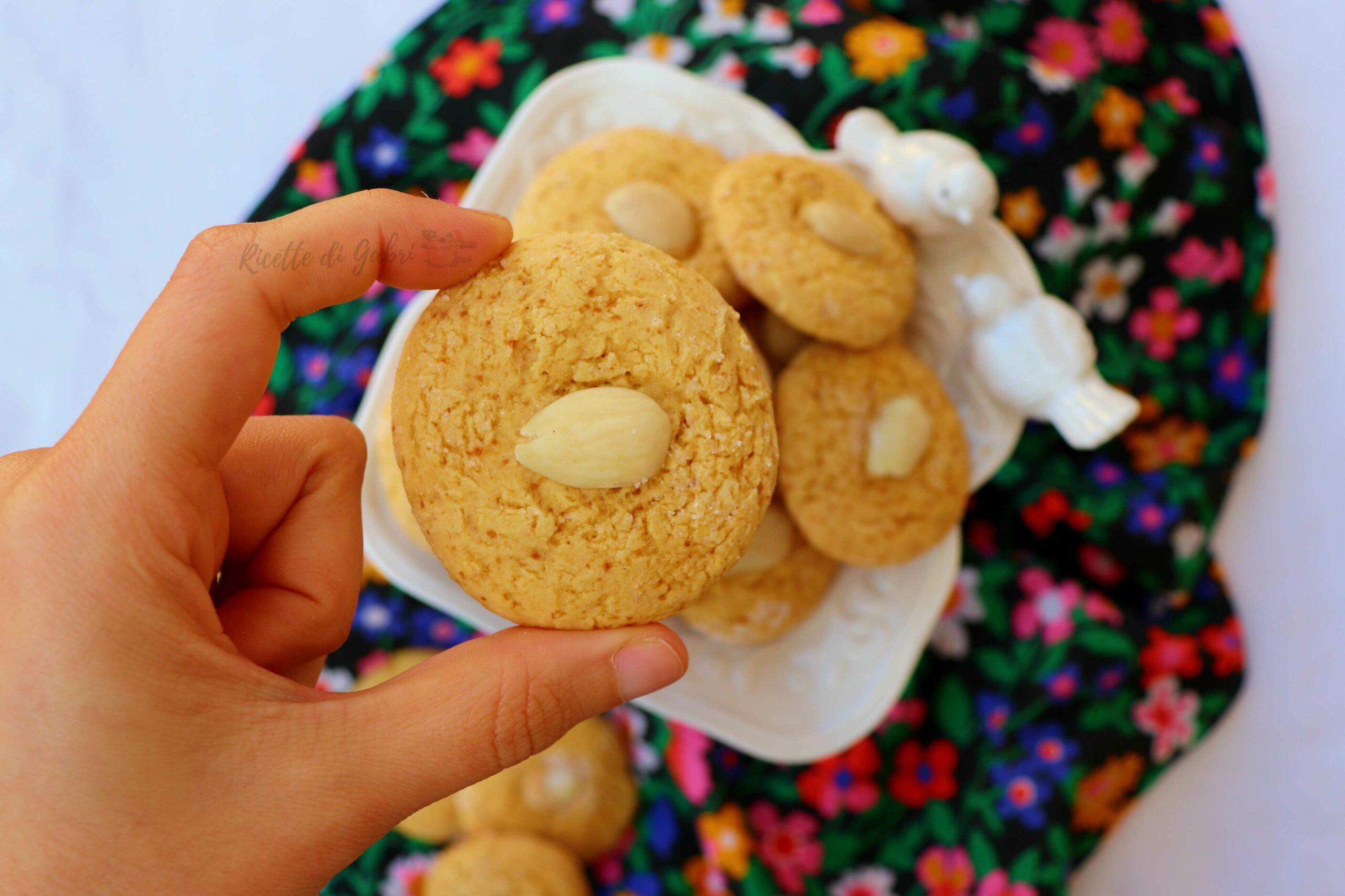 biscotti furbi con farina e gelato soli 2 ingredienti ricetta di gabri