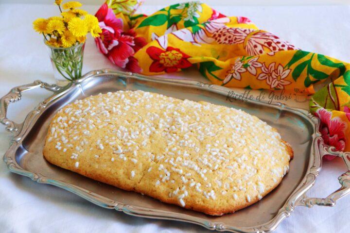 ricetta originale ciambella romagnola fatta in casa da gabri