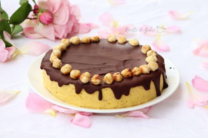 torta fredda alle nocciole senza panna ricetta facile senza cottura di gabri