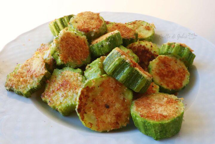 zucchine croccanti in padella cacio e pepe gabri ricetta sfiziosa facile veloce con zucchine