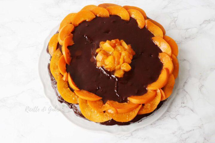 torta al cioccolato in padella dolci senza forno torta albicocche ricetta sacher senza burro facile e veloce