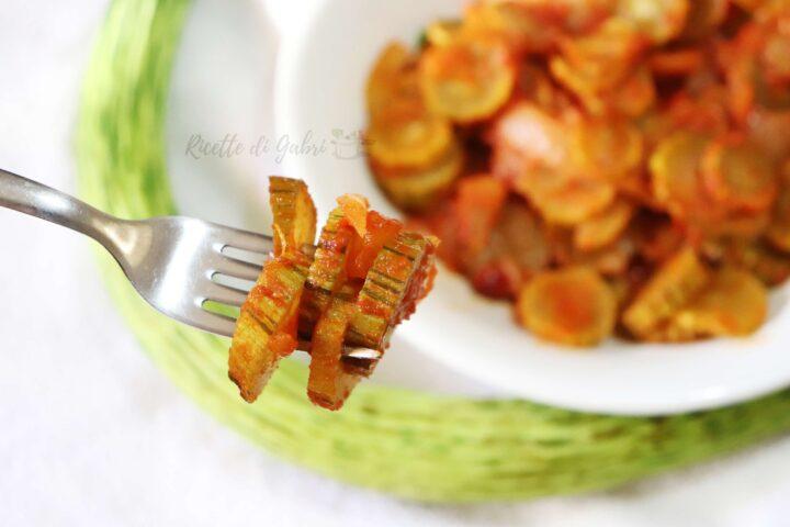 come cucinare i cetrioli in padella ricetta facile di gabri